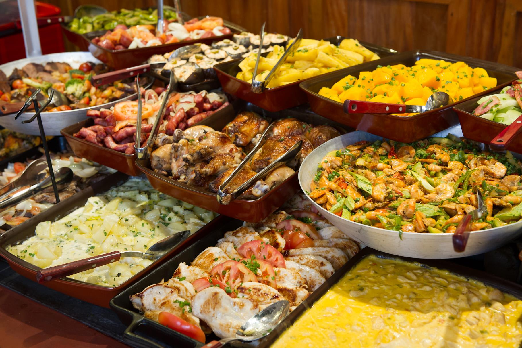 Terra Cafe Catering Menu