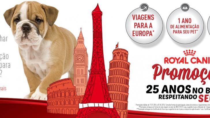 Novelprint Cria Adesivo Especial para Campanha da Multinacional Royal Canin