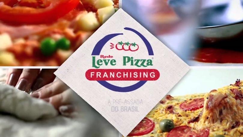 Franquia Rede Leve Pizza é Pioneira em Pizzas Pré-Assadas no Brasil