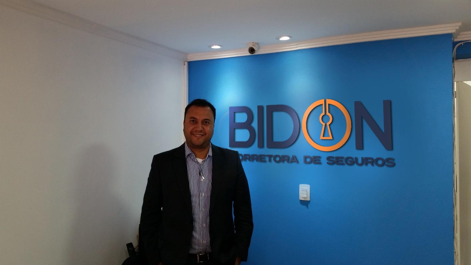 Bidon Corretora de Seguros mira novos empreendedores em feira