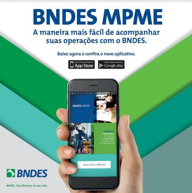 BNDES lança aplicativo para MPME na Feira do Empreendedor