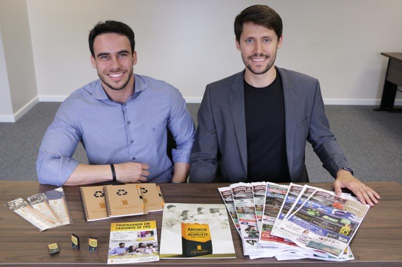 Empreendedores jovens transformam negócio em causa sustentável