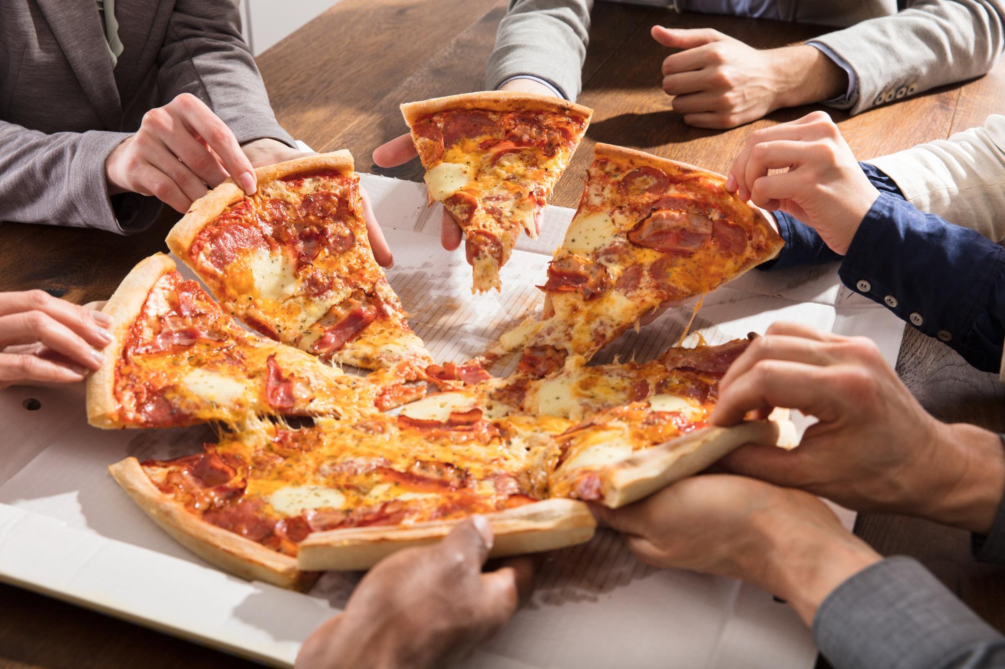 franquias de pizzaria