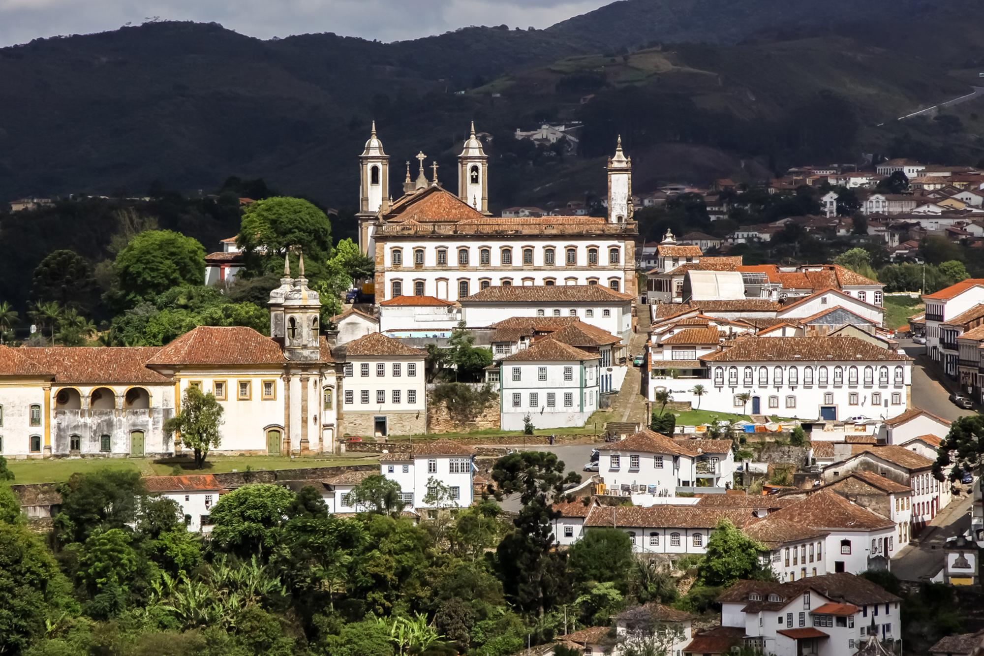 Cidades turísticas em Minas Gerais são opções de passeio para as férias de julho