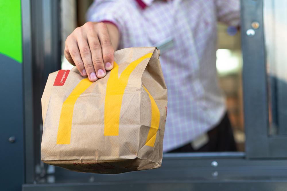 O McDonald's é uma das marcas mais bem-sucedidas do franchising no mundo.