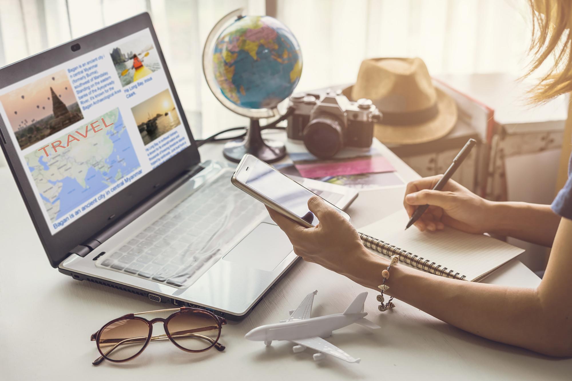 Sem crise: franquias lucrativas de turismo home office