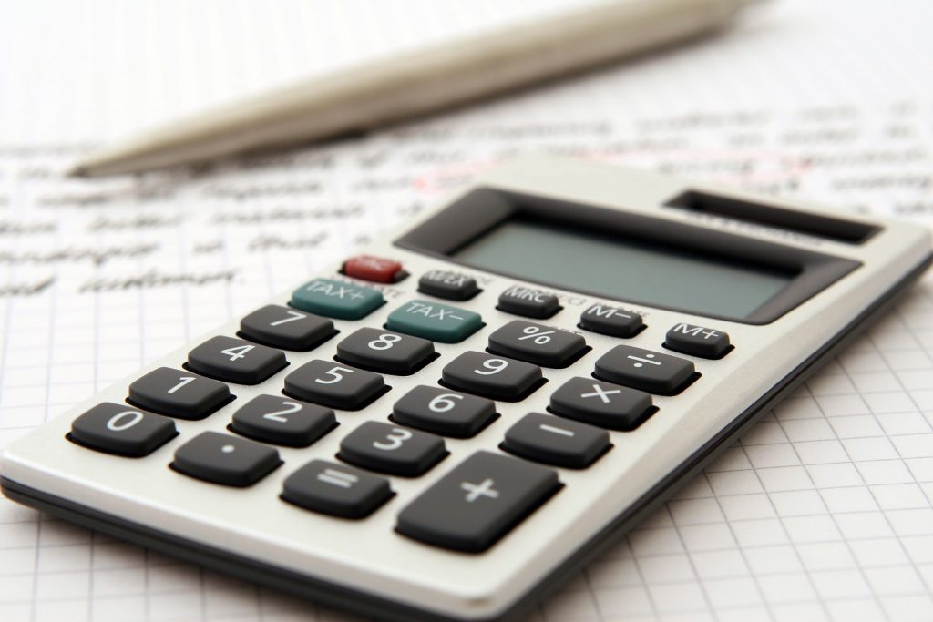 calculadora ilustrativa gestão financeira