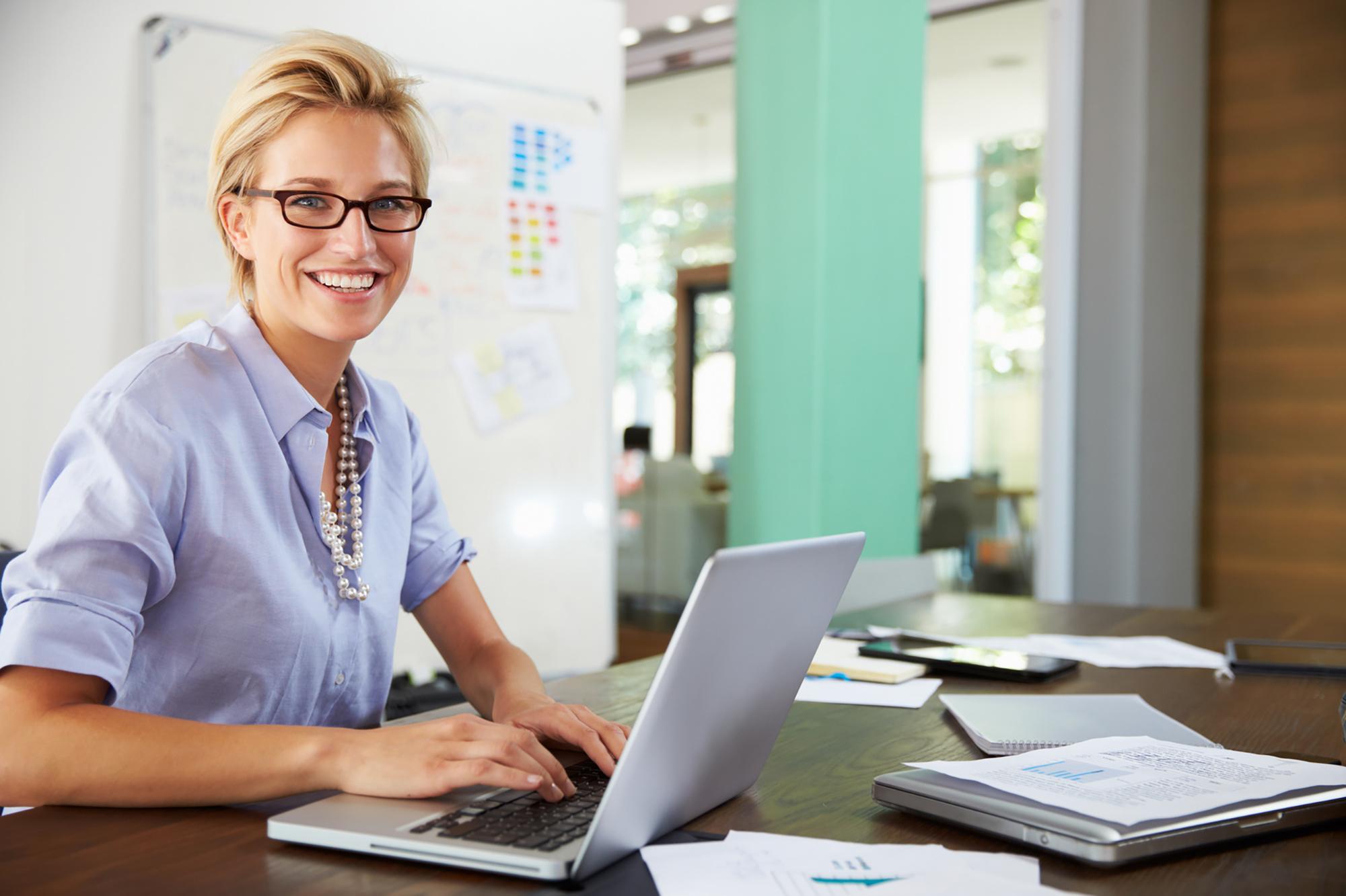 Como trabalhar em casa no mercado de seguros