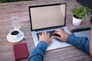 agência de viagens home office imagem imagem computador