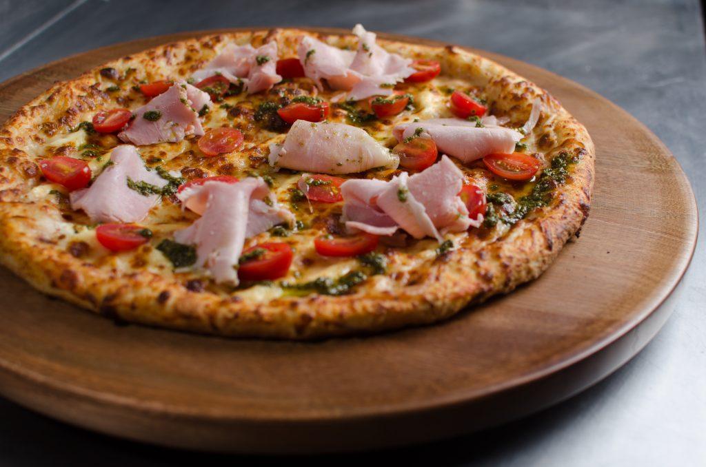 pizza presunto pizzaria