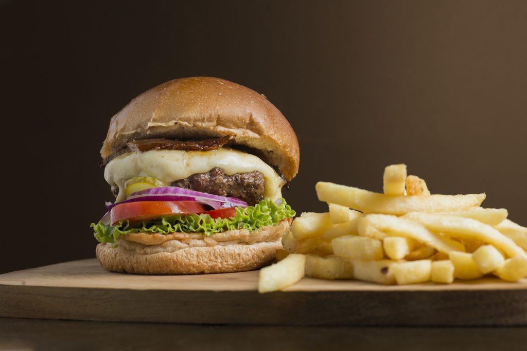 imagem ilustrativa franquia hamburguer