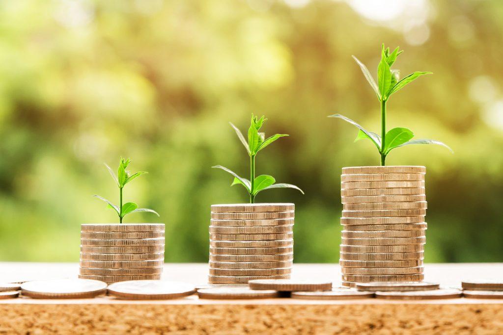investimento microfranquia imagem moedas ilustrativo