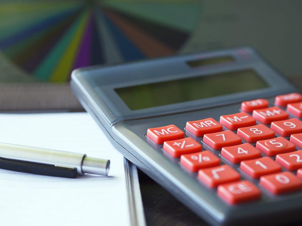 calculadora imagem ilustrativa plano financeiro