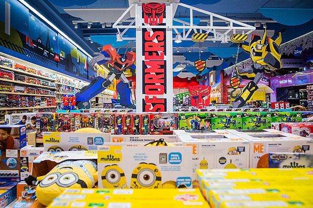 ri happy loja dorada publico infantil