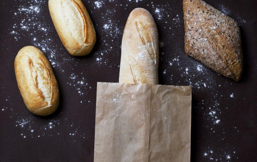 propaganda papel de pão texto franquias baratas 2020