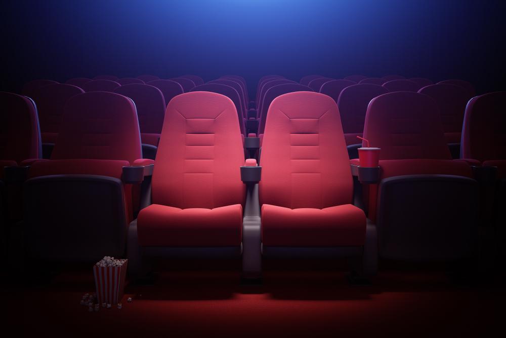 cadeiras de cinema