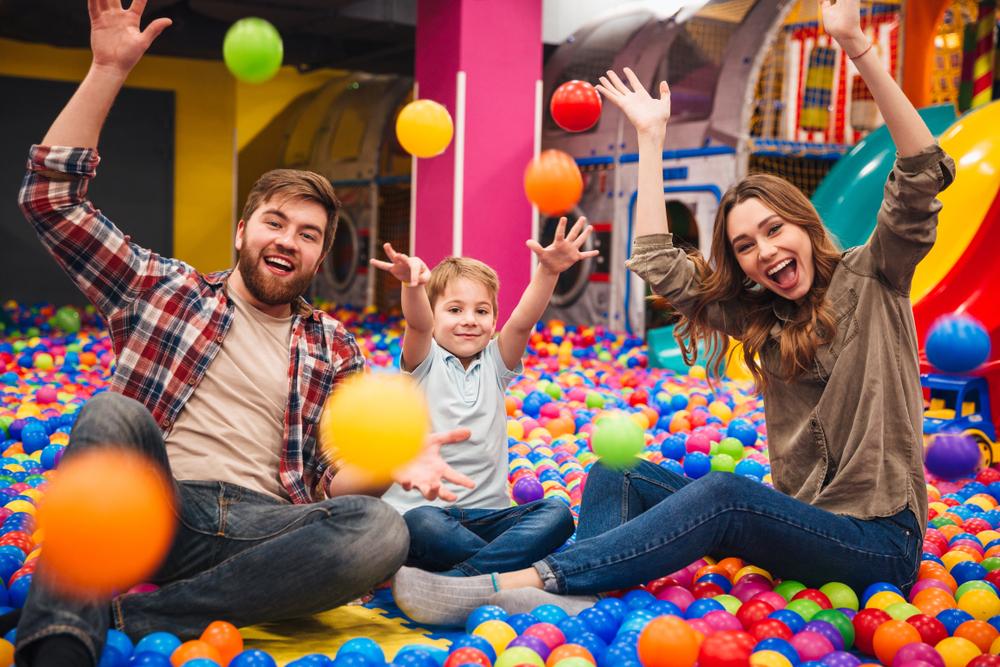 franquia de entretenimento festas infantis