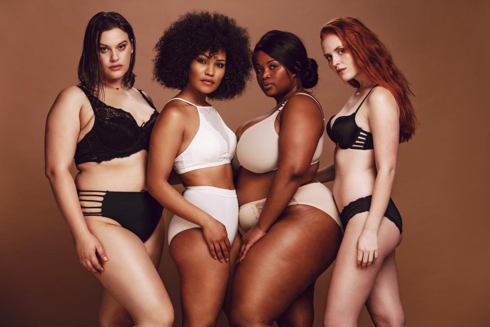 lingerie plus size