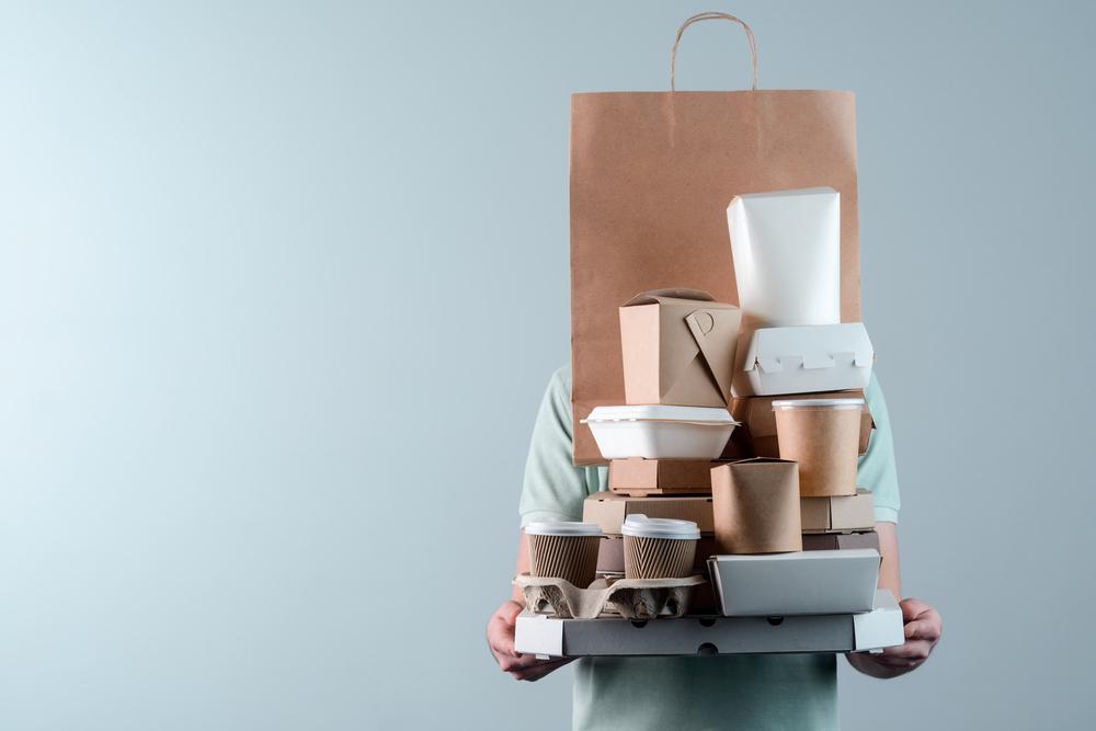 franquia delivery alimentação