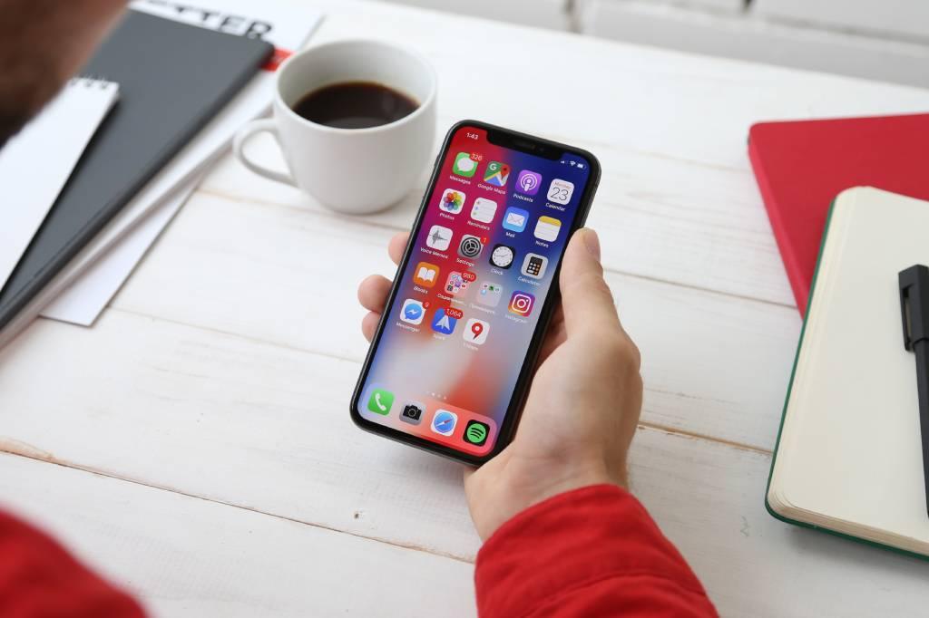aplicativos de smartphone franquias virtuais