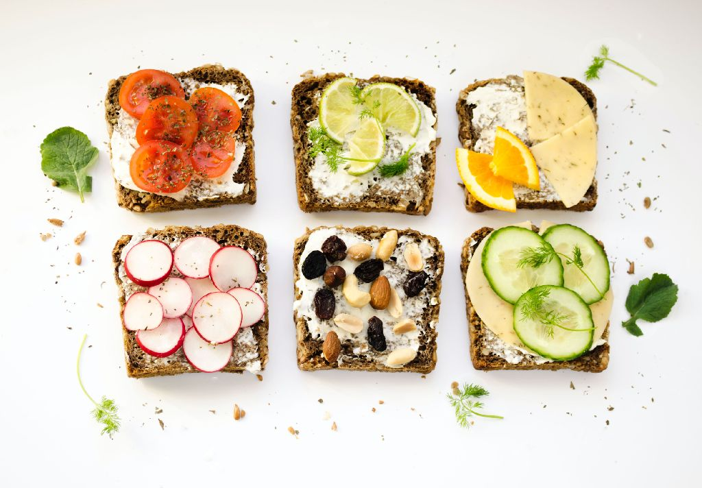 sanduíches saudaveis ilustrativo franquia snack saudavel texto franquias em casa