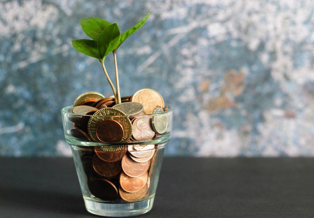 moedas no copo franquias baratas home office
