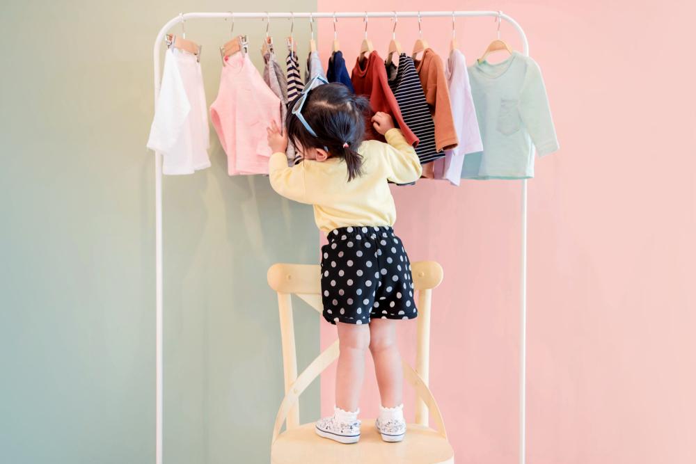 franquia infantil de loja de roupa