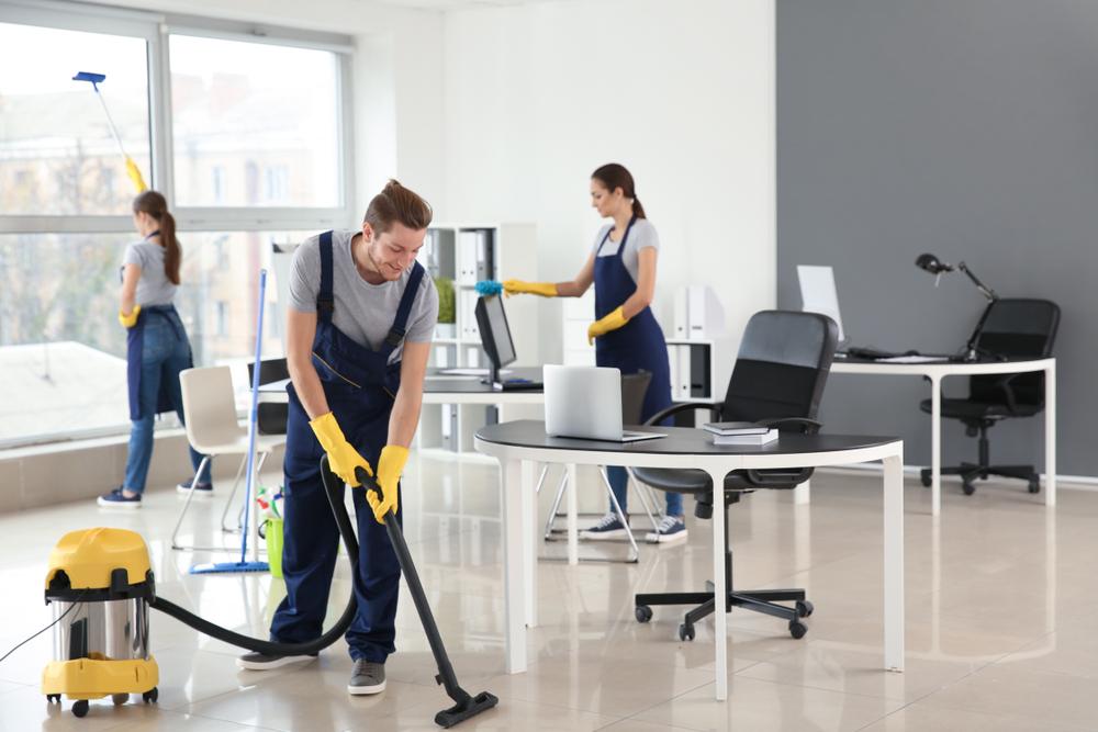 franquias de limpeza e conservação