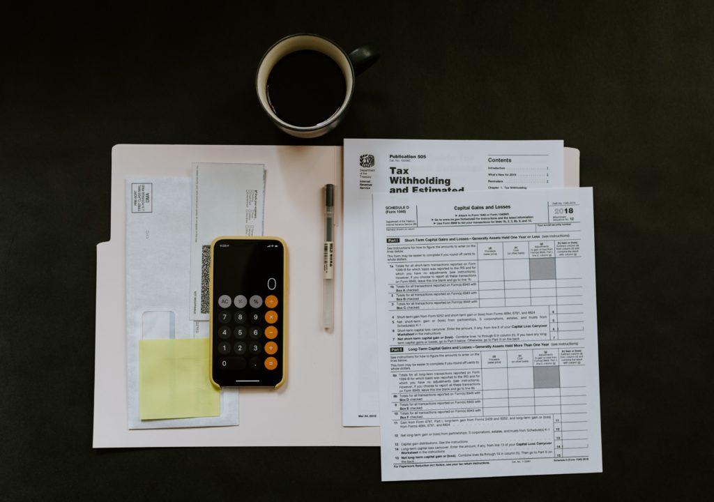 papeis calculadora de celular