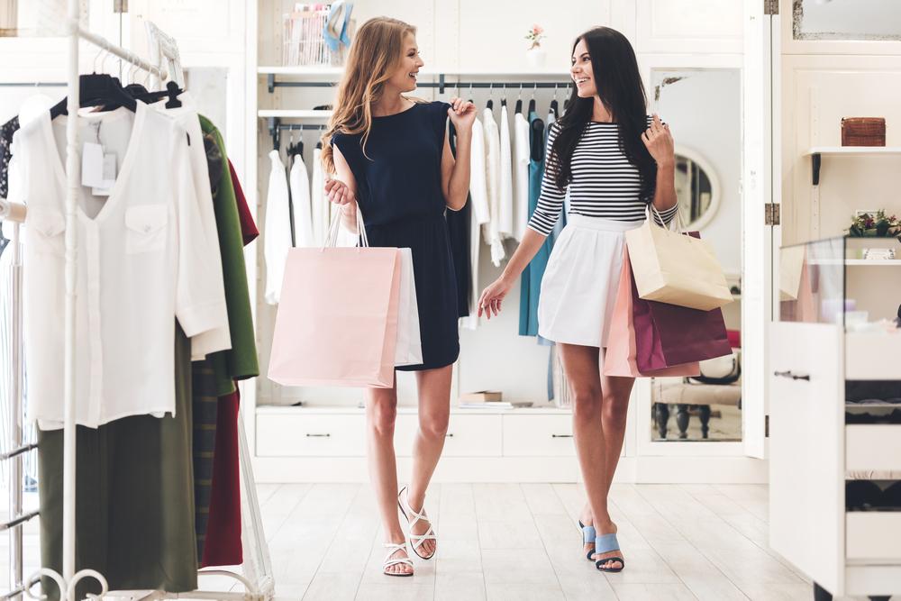 clientes satisfeitas franquia roupas femininas baratas